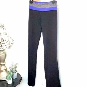 Lululemon workout pants size 4